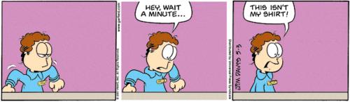 Garfield Minus Garfield A Look Into Jon S Sanity Banana Scoop