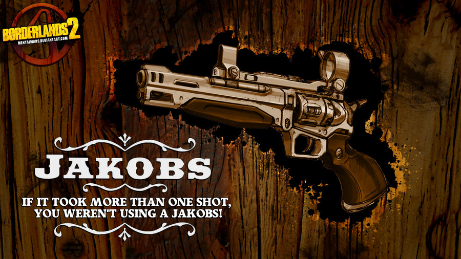 Borderlands 2 Wallpaper Jakobs By Mentalmars D5aiysl