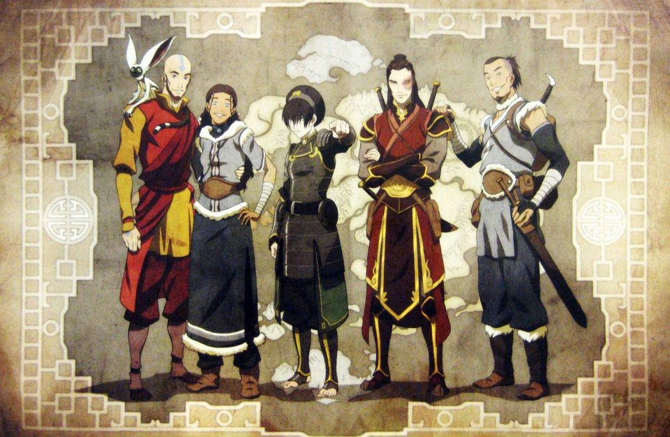 Original team avatar all grown up