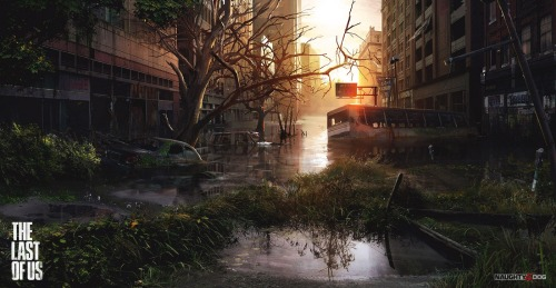 last of us concept art