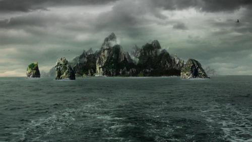 arrow island