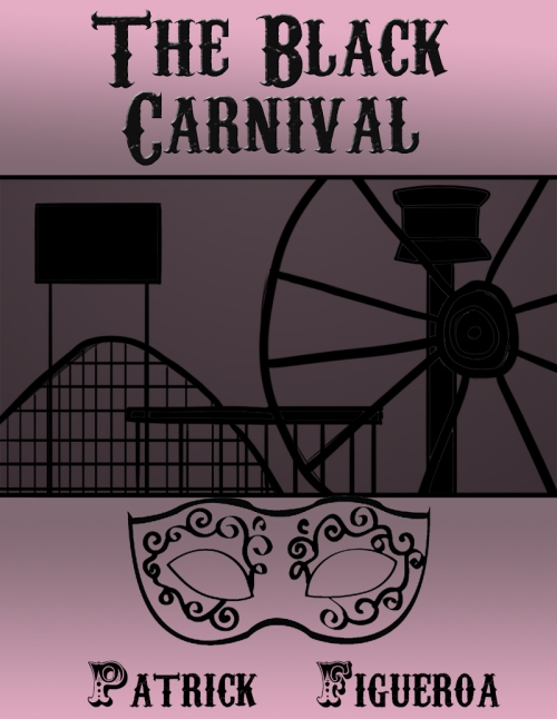 black carnival page cover
