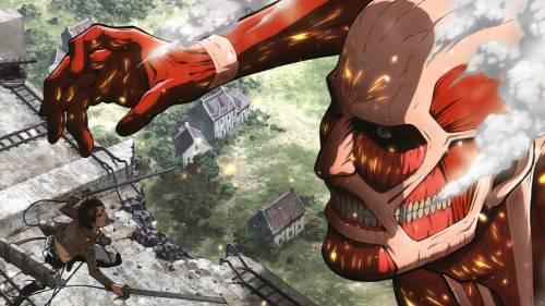 attack on titan opener