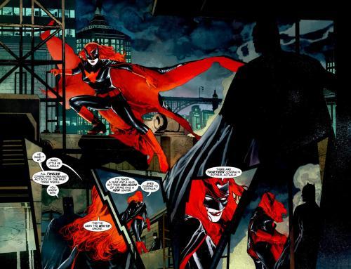 bats and batwoman