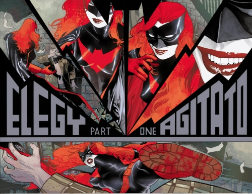 Batwoman New Before The New 52 Batwoman