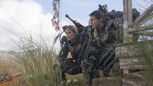 edge of tomorrow tom and emily