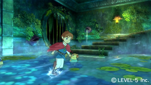 ni no kuni visuals