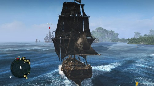 black flag ship