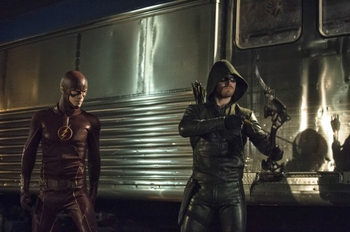 Arrow vs. Flash
