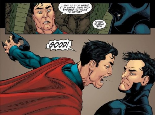 injustice bruce vs. clark