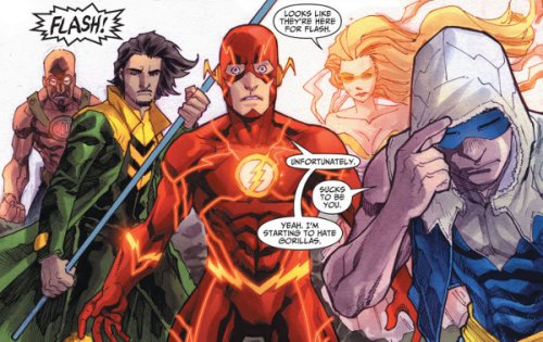 Flash Rogues