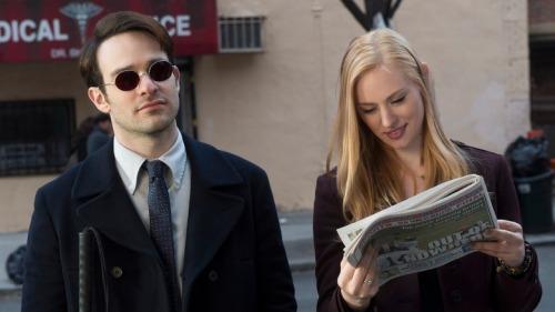 Daredevil & Karen